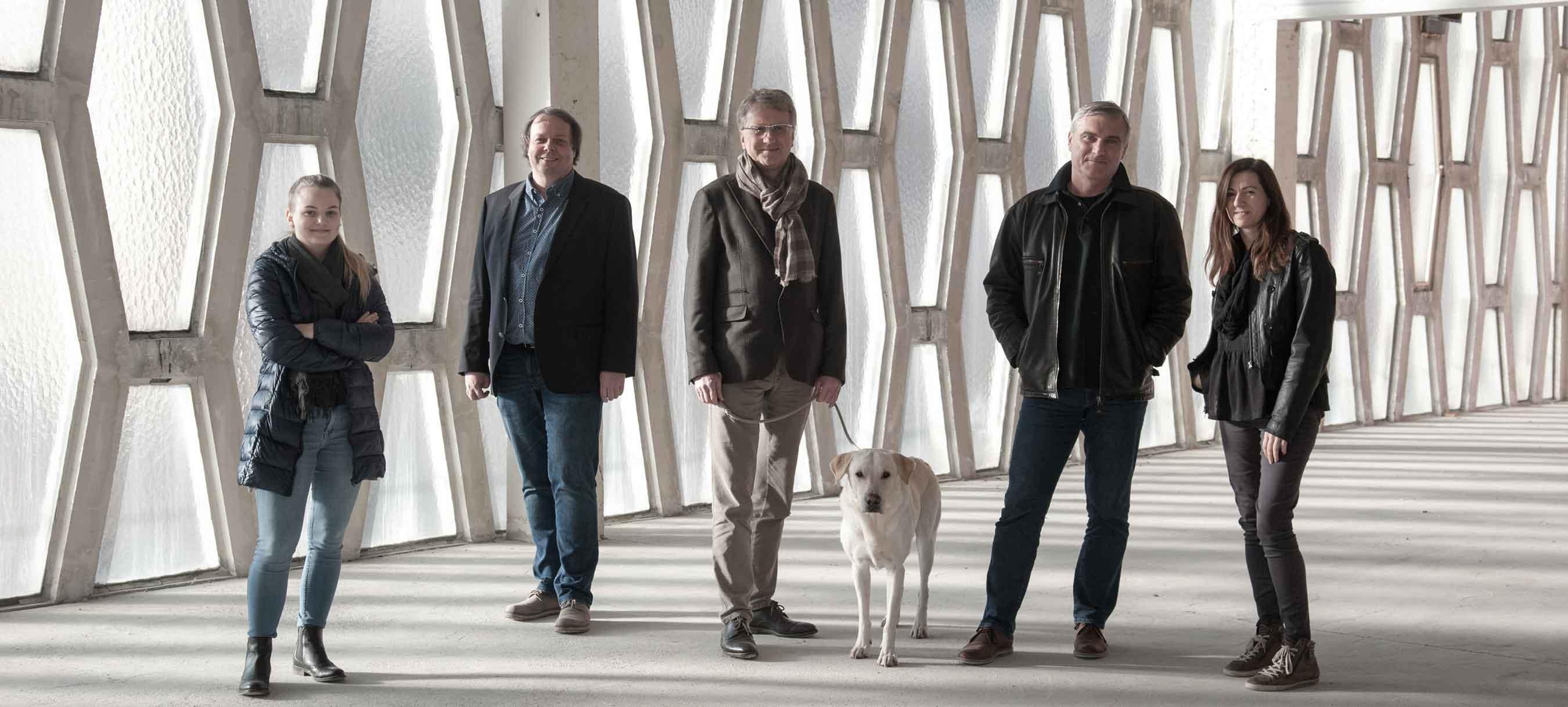 Architekt Pfoser Teamfoto