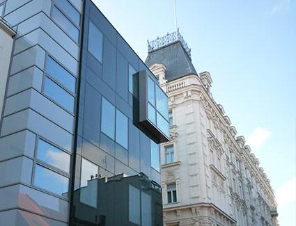 Architekt Pfoser: Ärztezentrum Frühwald — Vorschaubild