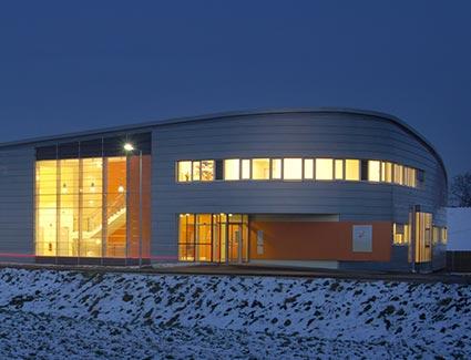 Architekt Pfoser: Ambulatorium Sonnenschein — Vorschaubild