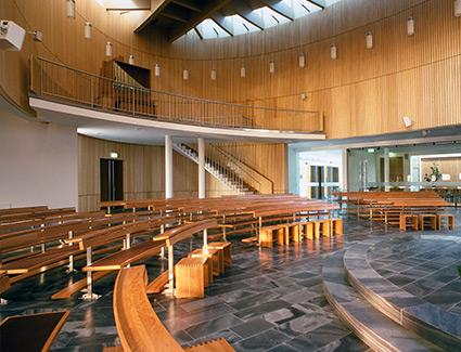 Architekt Pfoser: Milleniumskirche — Vorschaubild
