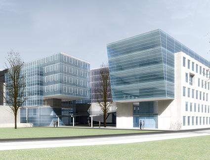 Architekt Pfoser: NÖ Versicherung — Vorschaubild