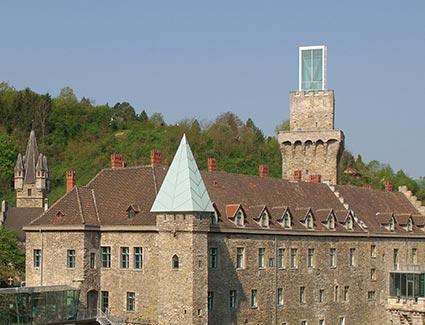 Architekt Pfoser: Schloss Rothschild — Vorschaubild