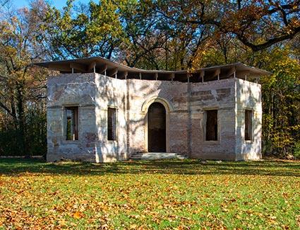Architekt Pfoser: Schlosspark Laxenburg — Vorschaubild