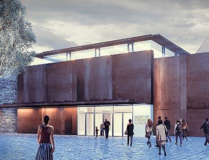 Architekt Pfoser: Stadtmuseum Wiener Neustadt — Vorschaubild