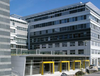 Architekt Pfoser: Tor zum Landhaus — Vorschaubild
