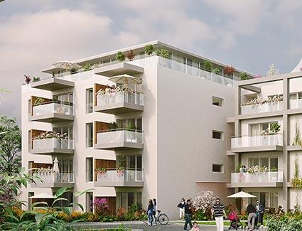 Architekt Pfoser: Wohnhausanlage Daniel Gran Straße — Vorschaubild